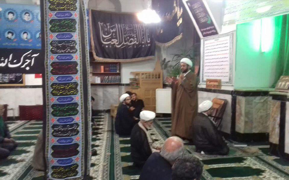 مسجدحمزه علیه السلام