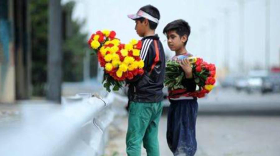 گل فروش_مهربان_کمک_خشم