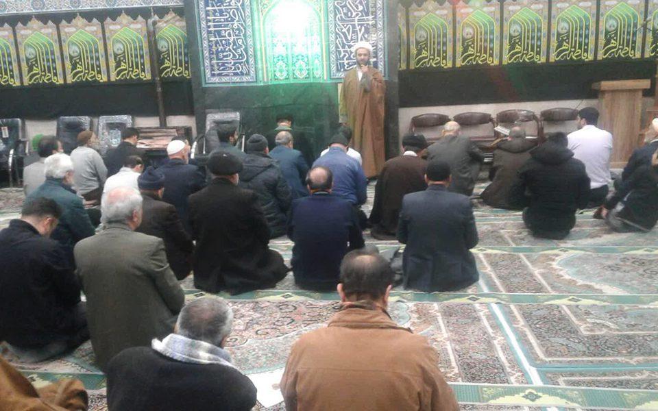 مسجد رفیعی-یاری نیازمندان